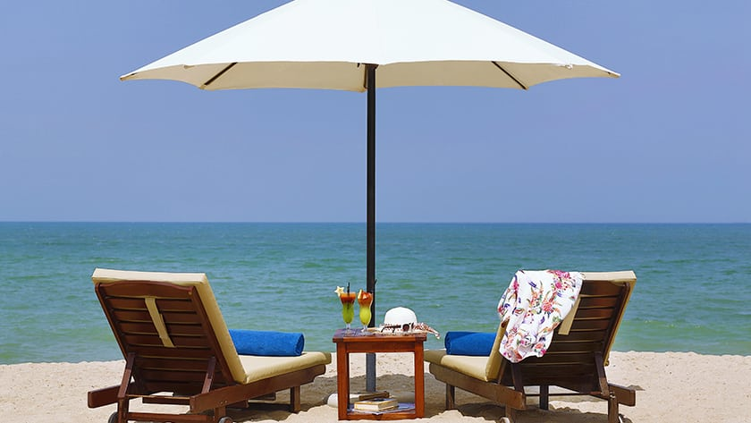 Hilton Ras Al Khaimah Resort Beach View