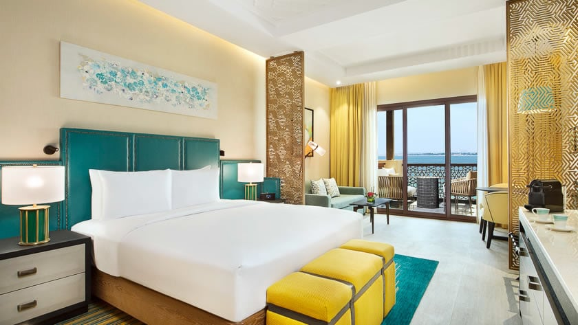 Doubletree by Hilton Resort & Spa Marjan Island, Bay Club Room