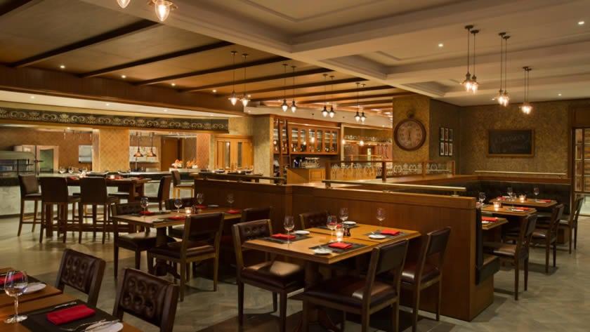 Doubletree by Hilton Resort & Spa Marjan Island, Brasserie
