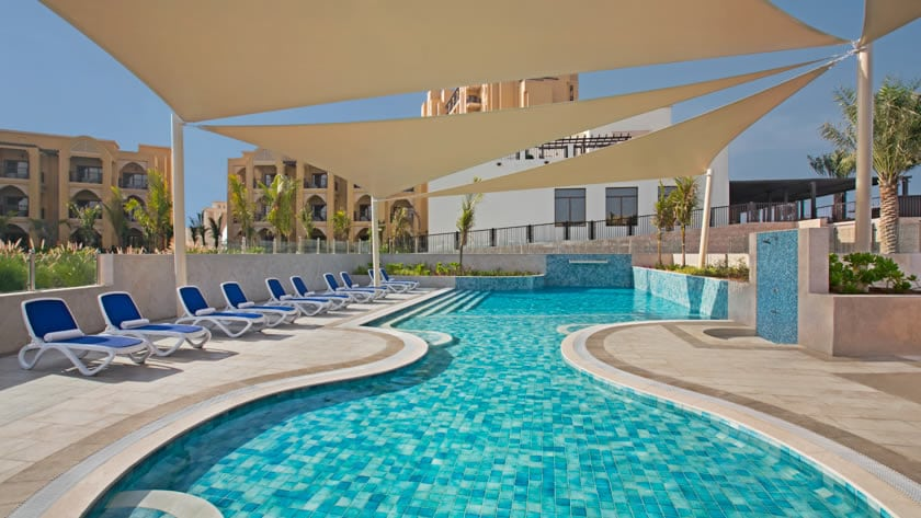 Doubletree by Hilton Resort & Spa Marjan Island, Children's Pool