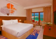 Doubletree by Hilton Resort & Spa Marjan Island, Guest Room Sea View