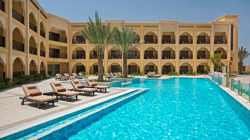 Doubletree by Hilton Resort & Spa Marjan Island, Guest Rooms Pool