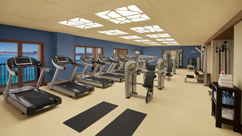 Doubletree by Hilton Resort & Spa Marjan Island, Gym