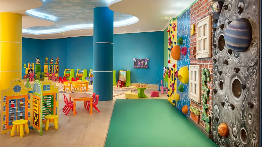 Doubletree by Hilton Resort & Spa Marjan Island, Kids Club Indoor Area