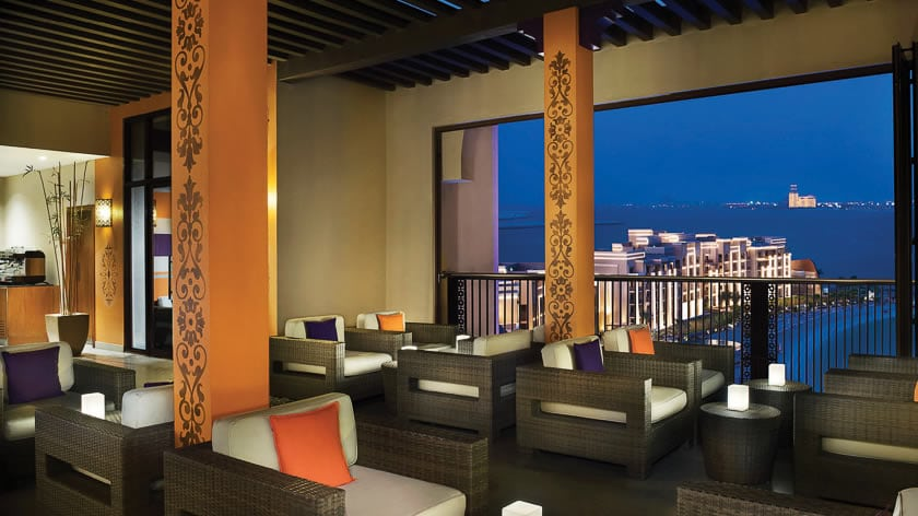 Doubletree by Hilton Resort & Spa Marjan Island, Sho Fee Rooftop Bar