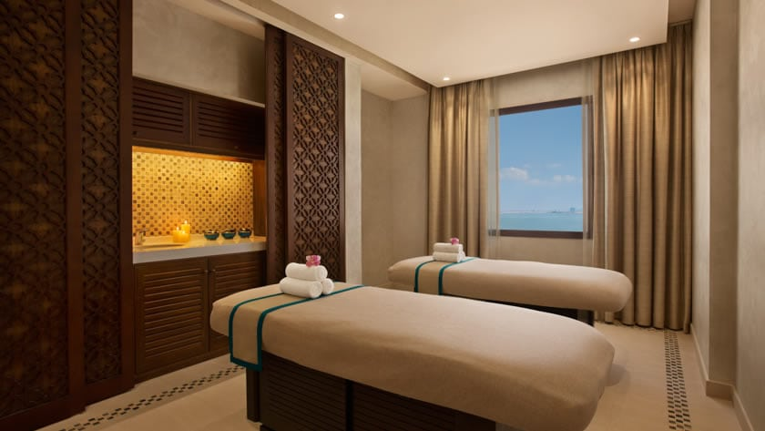 Doubletree by Hilton Resort & Spa Marjan Island, Spa Treatment Room