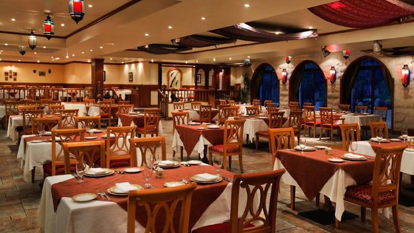 Hilton Al Hamra Beach & Golf Resort, Al Jazeera