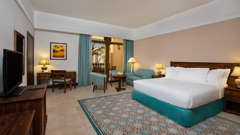 Hilton Al Hamra Beach & Golf Resort, Villa Garden Room