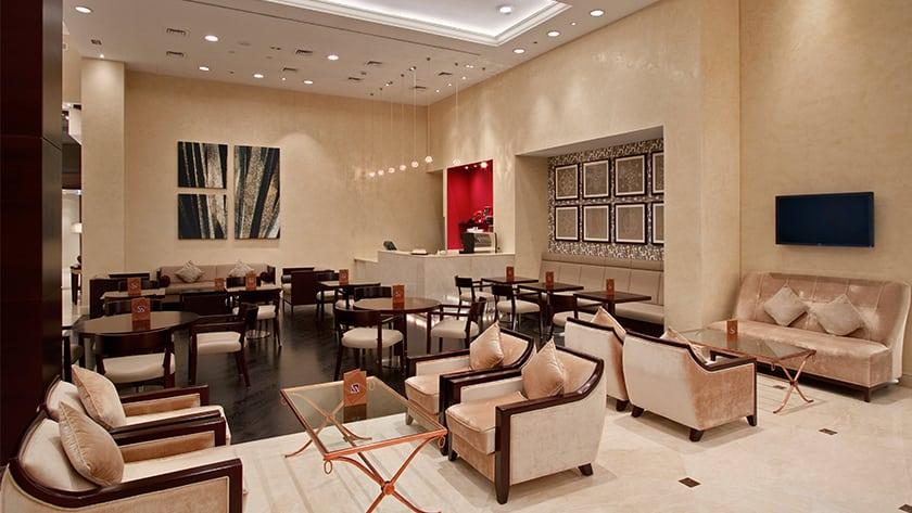 Hilton Ras Al Khaimah Resort BN Cafe