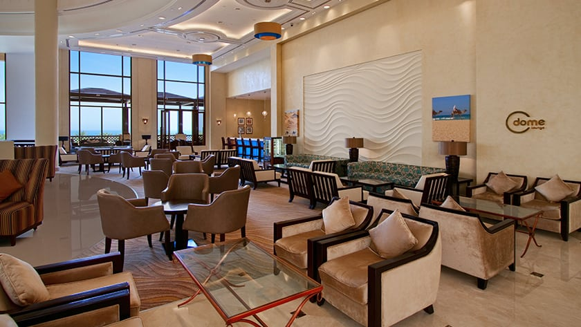 Hilton Ras Al Khaimah Resort Dome Lounge