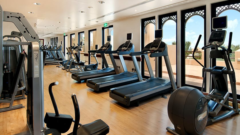 Hilton Ras Al Khaimah Resort Fitness Centre