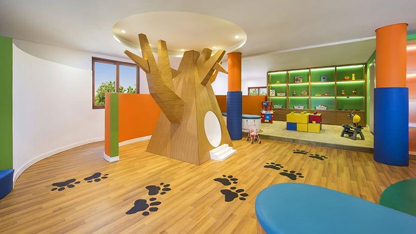 Hilton Ras Al Khaimah Resort Kids Club