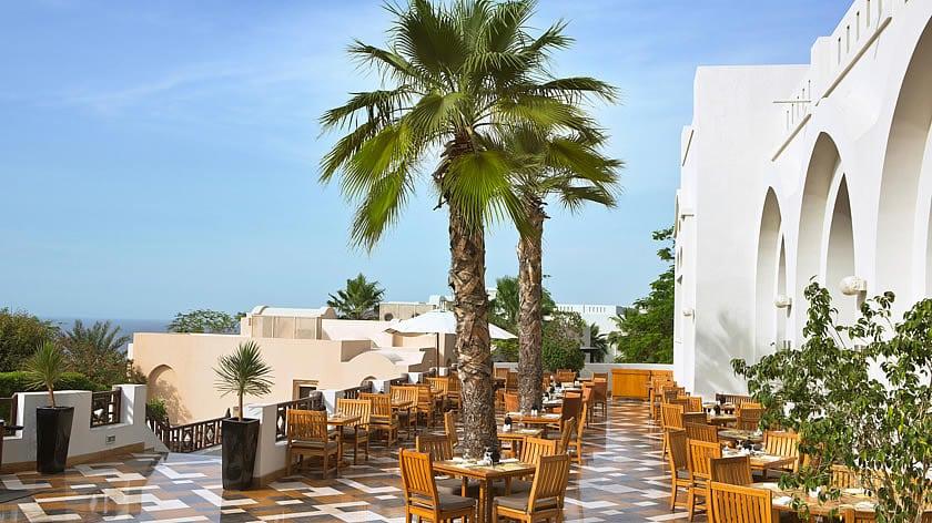 The Cove Rotana Resort, Cinnamon Restaurant