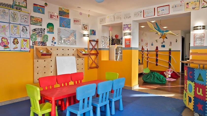 The Cove Rotana Resort, Kids Club