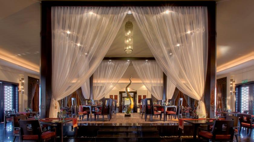 The Ritz Carlton Ras Al Khaimah, Al Wadi Desert, Safran