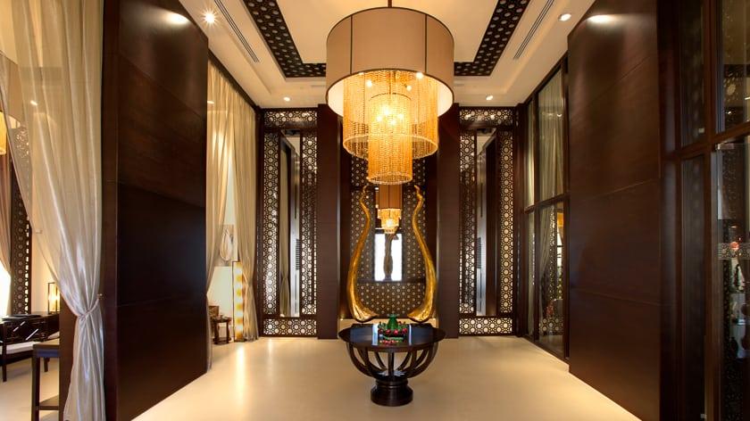 The Ritz Carlton Ras Al Khaimah, Al Wadi Desert, Spa Reception
