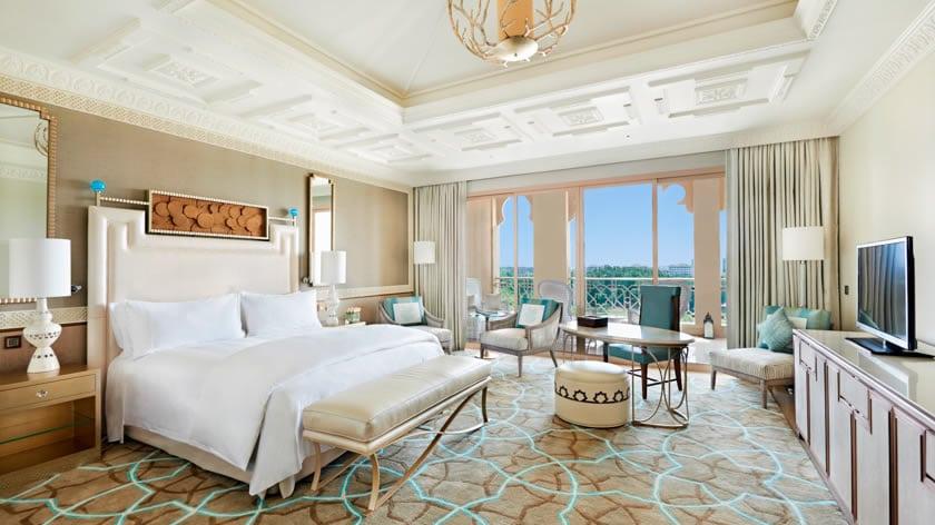 Waldorf Astoria Ras Al Khaimah, Deluxe Golf View