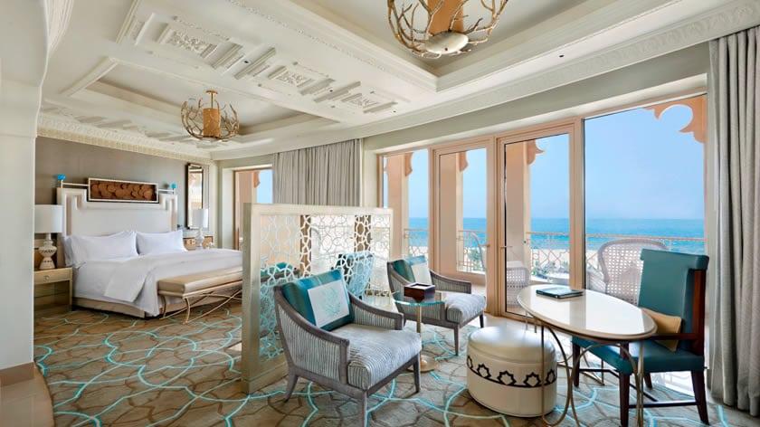 Waldorf Astoria Ras Al Khaimah, Deluxe Sea view