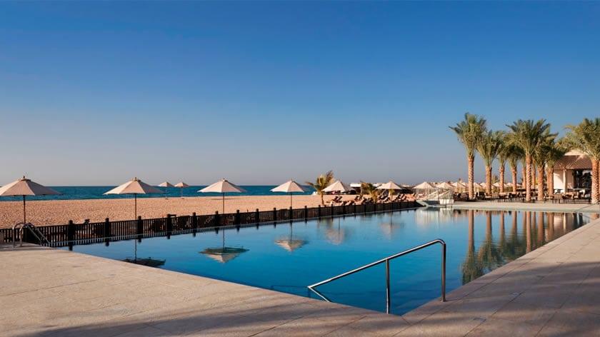 Waldorf Astoria Ras Al Khaimah, Lap Pool