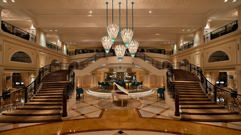 Waldorf Astoria Ras Al Khaimah, Peacock Alley Lounge