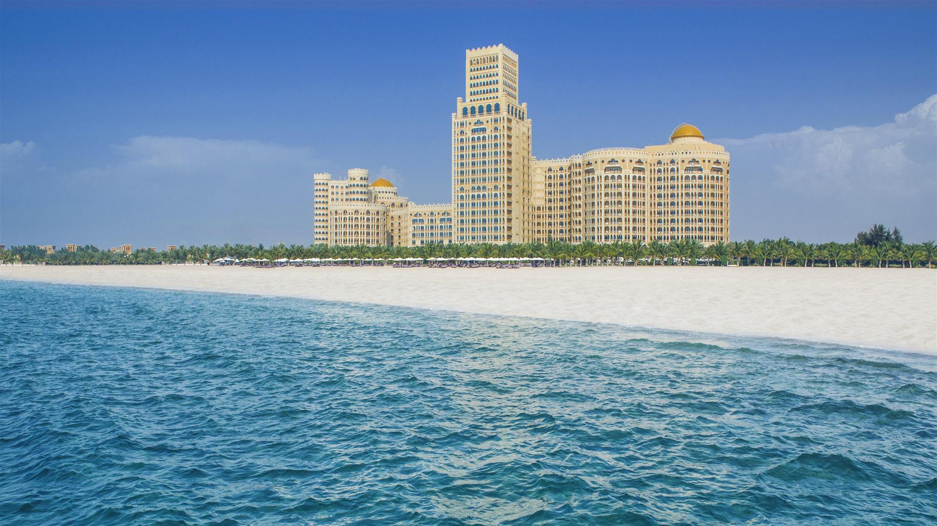 Waldorf Astoria Ras Al Khaimah Beach