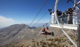 Jebel Jais Zip Line