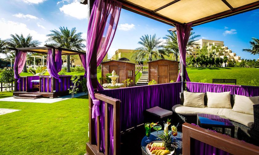 Rixos Bab Al Bahr Cabana Oasis