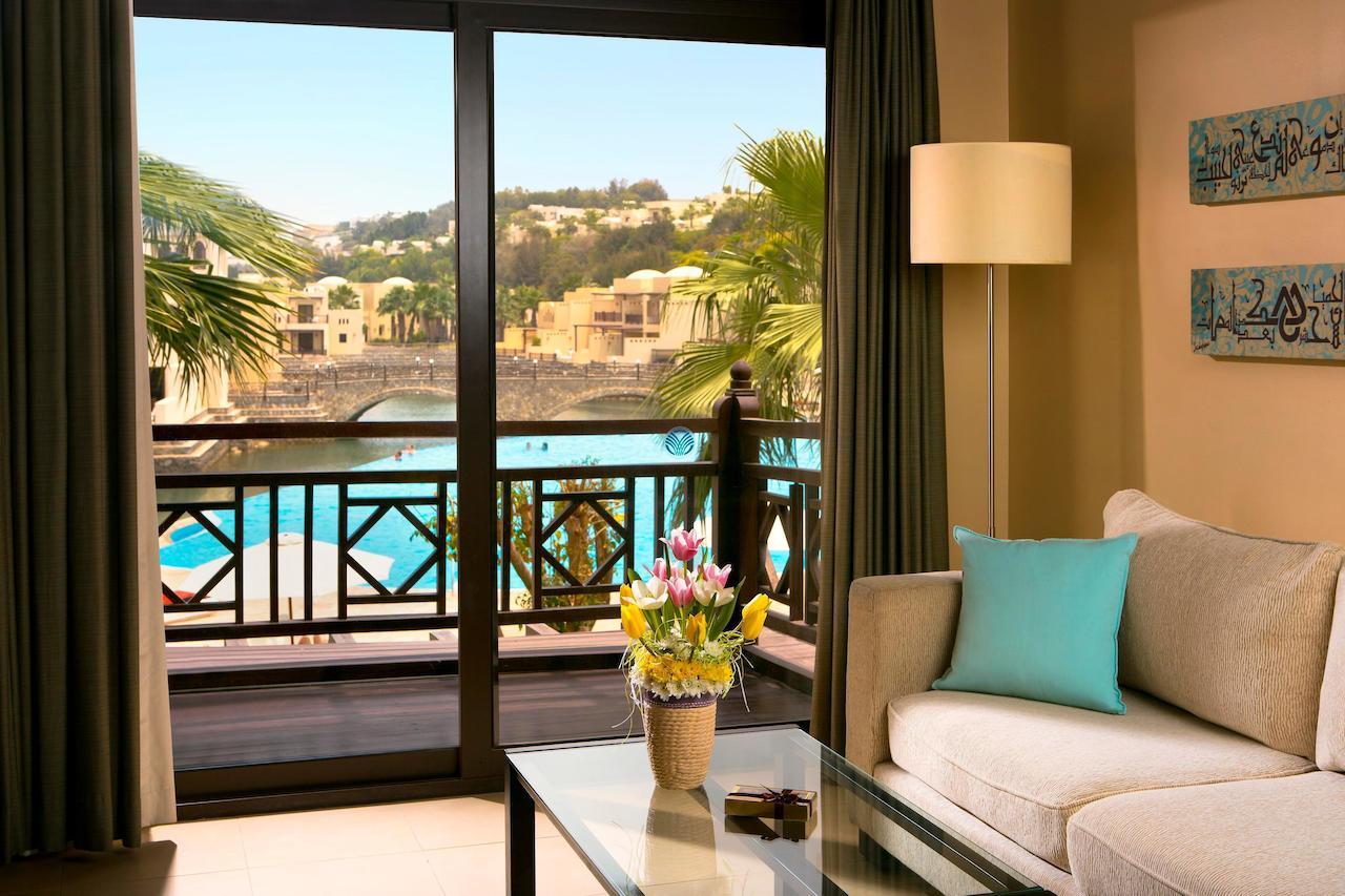 The Cove Rotana Resort Room View