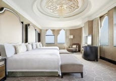 Waldorf Astoria Ras Al Khaimah Royal Suite